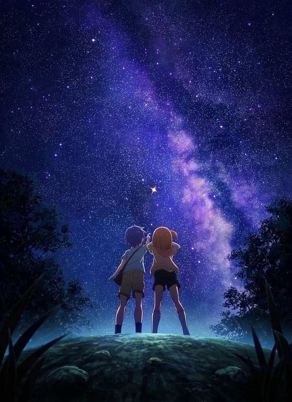 恋爱小行星壁纸